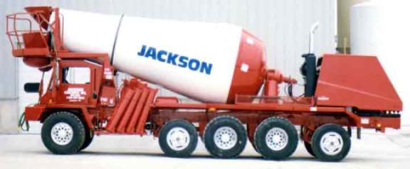 Jackson Concrete Inc West Bend Wi 53095 Business